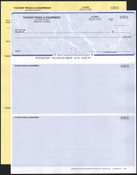 QuickBooks Compatible Checks with a Duplicate Copy