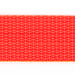 "1"" polyester webbing ORANGE - 60208-00009"
