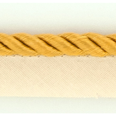 17/3 Rayon Cord lipped ANT GOLD - 06123-00004