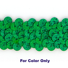 6MM cup sequins strings SPOT KELLY - 09072-00045