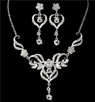 Beautiful Bridal Wedding Prom Couture Jewelry Set  WS8322