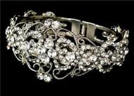 Stunning Swarovski Crystal Vintage Wedding Bridal Prom Bracelet WB8260