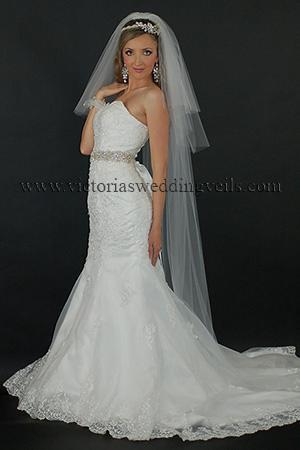 Victoriau0027s Wedding Veils