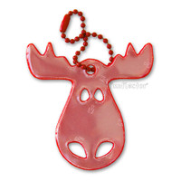 funflector Soft Film Red Moose Reflector