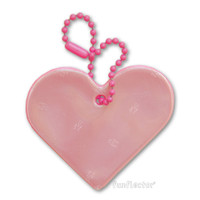 funflector Pink Soft Film Heart Reflector