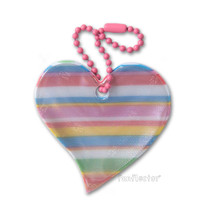 funflector Soft Film Rainbow Heart Reflector