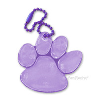 funflector Soft Film Purple Paw Reflector