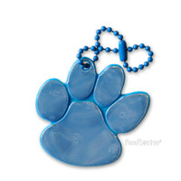 funflector Soft Film Blue Paw Reflector