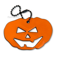 funflector Soft Film Orange Jack O'Lantern Reflector