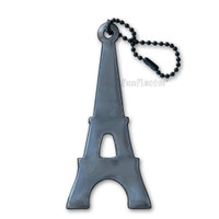 funflector Soft Film Black Paris Eiffel Tower Reflector