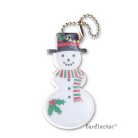 funflector Soft Film Snowman Holly Reflector
