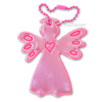 NEW! funflector Soft Film Pink Guardian Angel