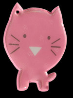 Soft Film Pink Cat Reflector