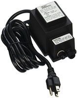 Aquascape 12V Transformer w/ universal 2-plug connection