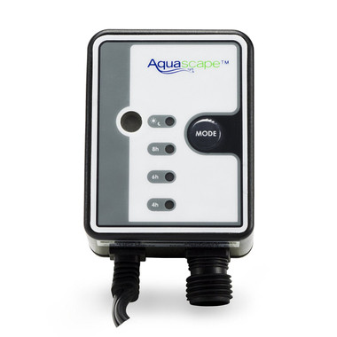 Aquascape 12v photocell w digital timer outdoor lighting mpn image 1 mozeypictures Choice Image