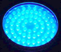 Ocean Mist Blue 72 LED Light