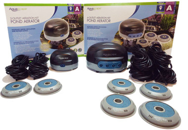 Beautiful Pond Air By Aquascape Complete Aerator Kits To Oxygenate Your Pond | Pond U0026 Garden  Depot