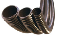 Corrugated PVC hose is the standard for pond and water garden applications, Kink free for maximum flow and ribbed tubing construction for reliability | Pond and Garden Depot