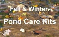Seasonal Water Garden Care Kits for Winter & Fall | Pond & Garden Depot