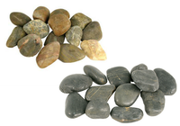 Aquascape decorative river pebbles | Landscaping rocks for water features and outdoor decor