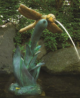 Aquascape 78209 DragonFly Poly Resin Fountain Spouter Spitter