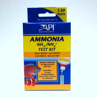 Ammonia Test Kit- for ponds and aquariums