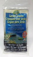 "Garden Staples 4"" Long (20 pack)"