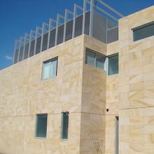 Teakwood honed -wall cladding