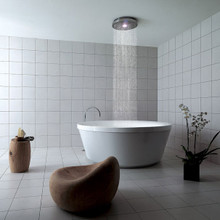 Geo Round Bathtub