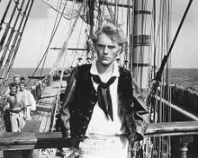 This is an image of 175836 Terence Stamp Photograph & Poster