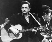 This is an image of 186483 Johnny Cash Photograph & Poster