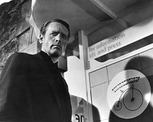 This is an image of 186527 Patrick McGoohan Photograph & Poster