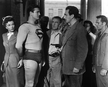 This is an image of 187761 Adventures of Superman Photograph & Poster