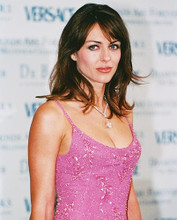 This is an image of 240053 Elizabeth Hurley Photograph & Poster