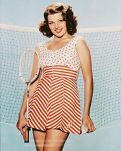 This is an image of 243368 Rita Hayworth Photograph & Poster