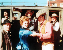 This is an image of 247354 Gunsmoke Photograph & Poster