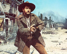 This is an image of 248668 Eli Wallach Photograph & Poster