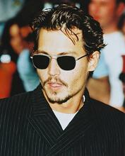 This is an image of 246009 Johnny Depp Photograph & Poster
