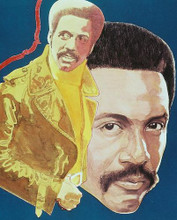 This is an image of 244165 Richard Roundtree Photograph & Poster