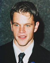 This is an image of 244799 Matt Damon Photograph & Poster