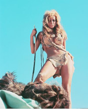 This is an image of 250028 Raquel Welch Photograph & Poster