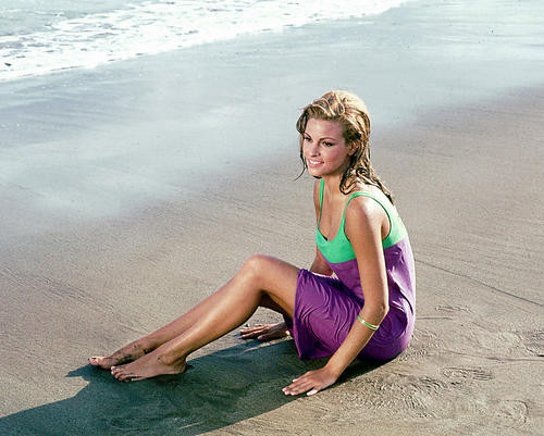 This is an image of 256888 Raquel Welch Photograph & Poster