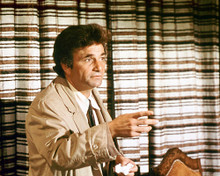 This is an image of 261196 Peter Falk Photograph & Poster