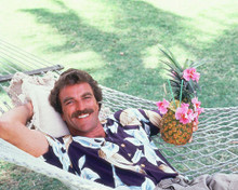 This is an image of 263688 Tom Selleck Photograph & Poster
