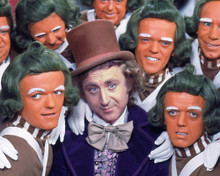 This is an image of 268003 Gene Wilder Photograph & Poster