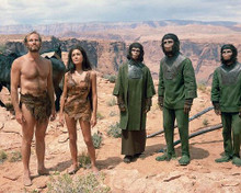This is an image of 271754 Planet of the Apes Photograph & Poster