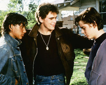 This is an image of 278442 The Outsiders Photograph & Poster