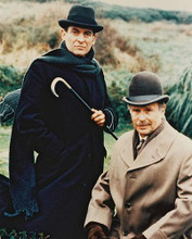 This is an image of 210695 Jeremy Brett Photograph & Poster