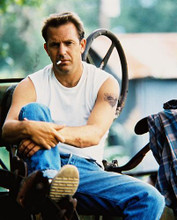 This is an image of 211320 Kevin Costner Photograph & Poster