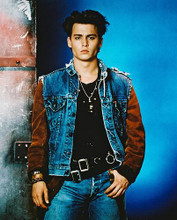 This is an image of 211332 Johnny Depp Photograph & Poster
